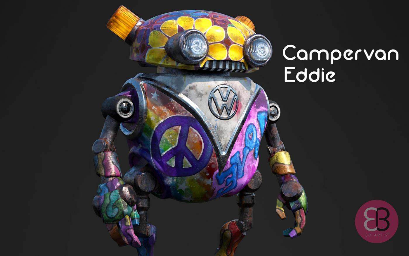 Campervan Eddie