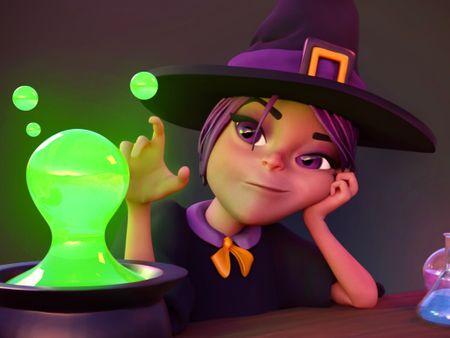 Mischief Witch