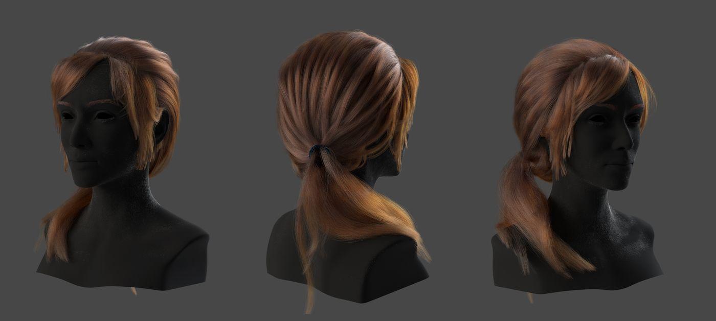 Hair1 Eddteba