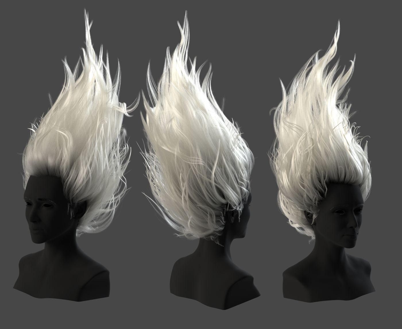 Hair2 Eddteba