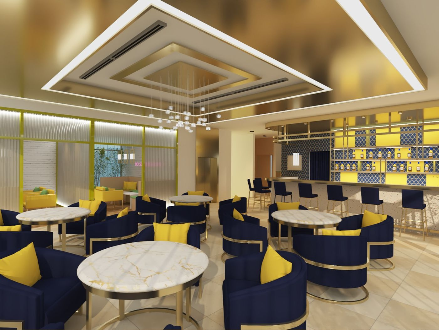 RESTAURANT OUTLET DESIGN