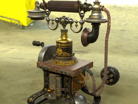 Erickson 1905 Telephone