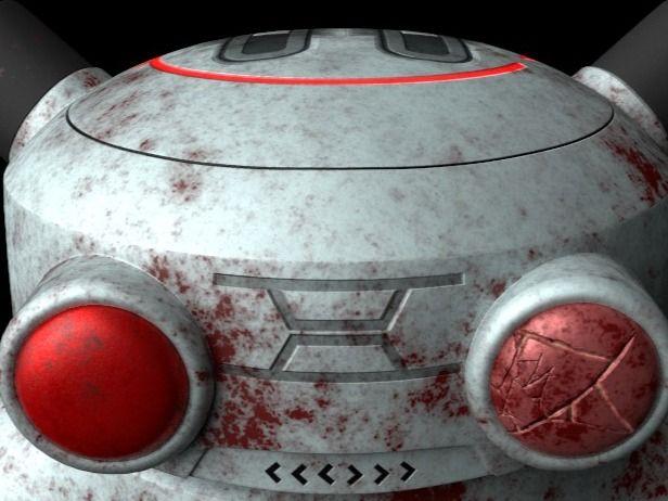 Eddie The Killer Robot
