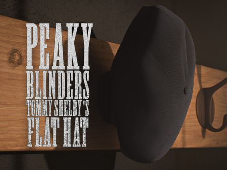 Tommy Shelby's Flat Hat