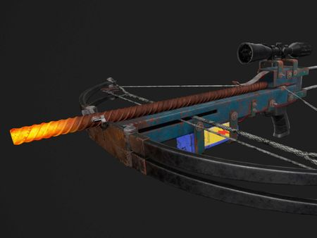 Resistance Crossbow - Remastered