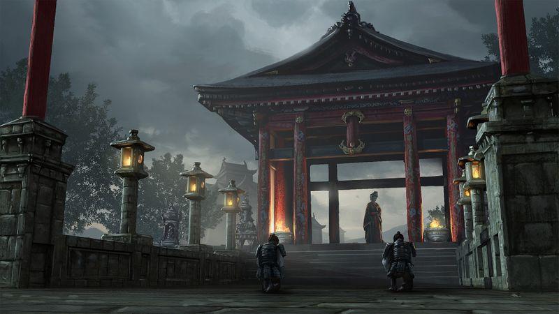 The Daimyo's Retreat