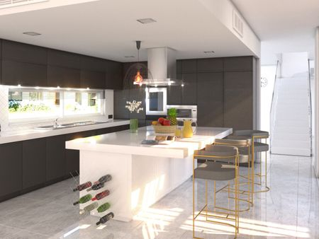 Basic Kitchen Interior