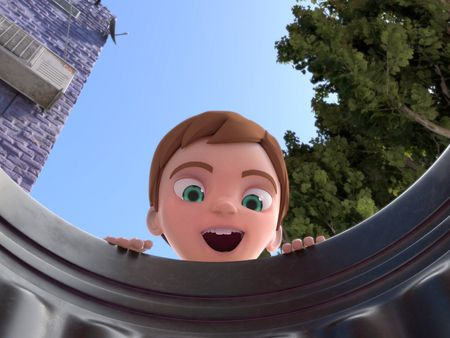 Beeboop- Student Film