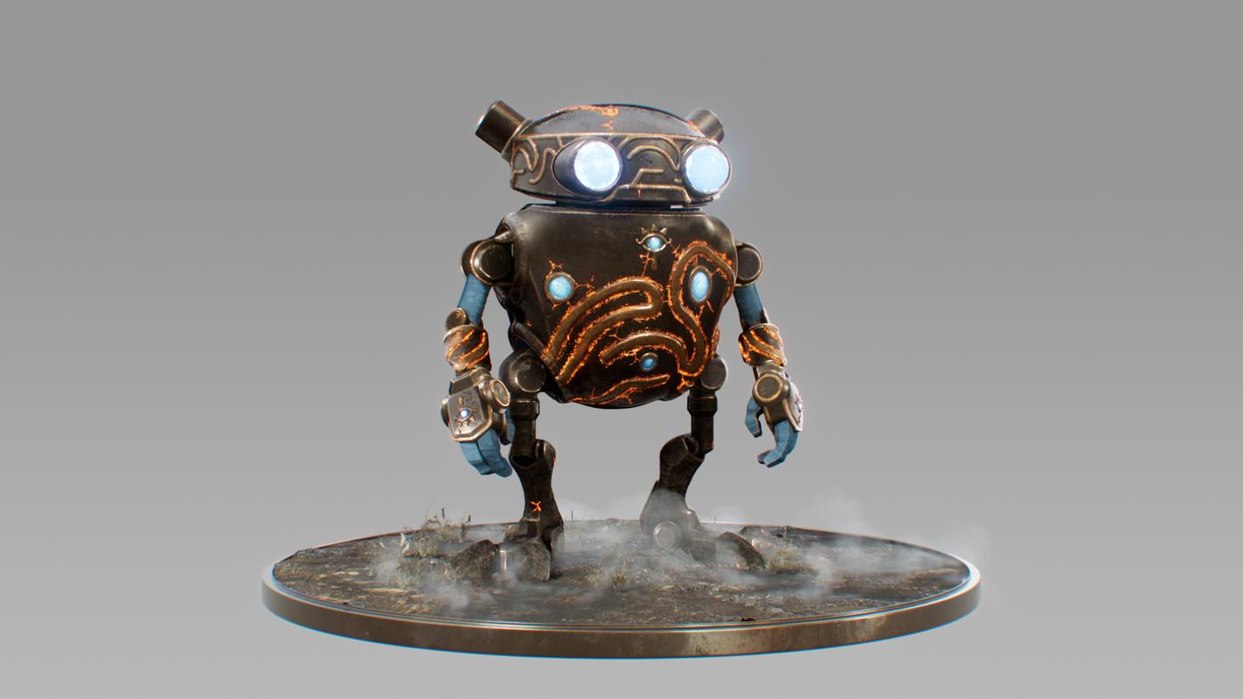 Eddie | Ancient Set Armor