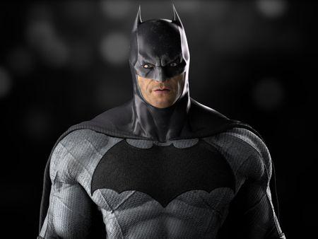 I am BATMAN !
