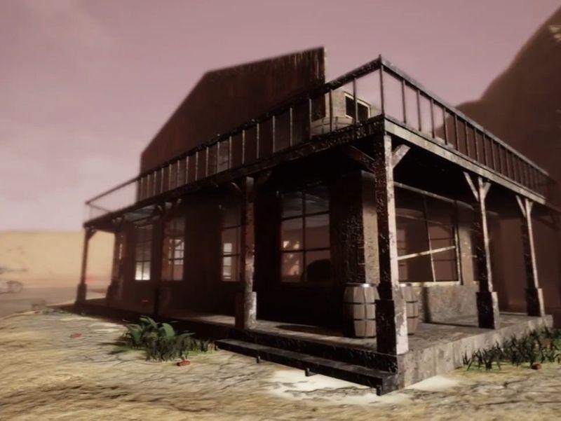 Game Environment Demo