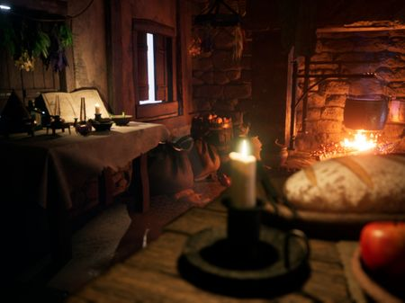 Alchemist's Hut