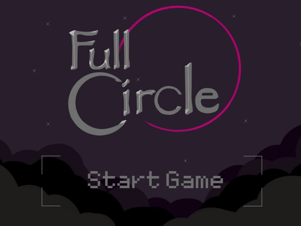 Full Circle - Game Design Project