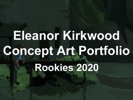 Eleanor Kirkwood - Project Work
