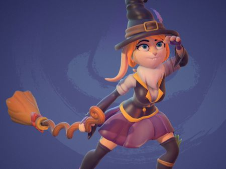 Alice the Witch Student