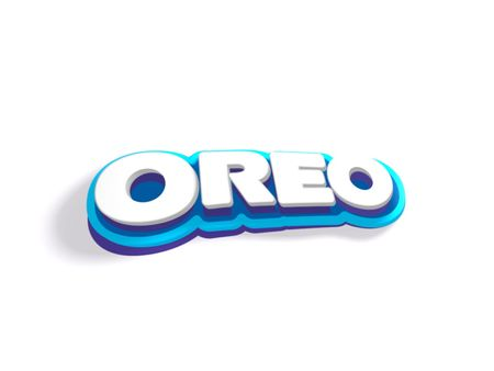 Oreo Logo Animation