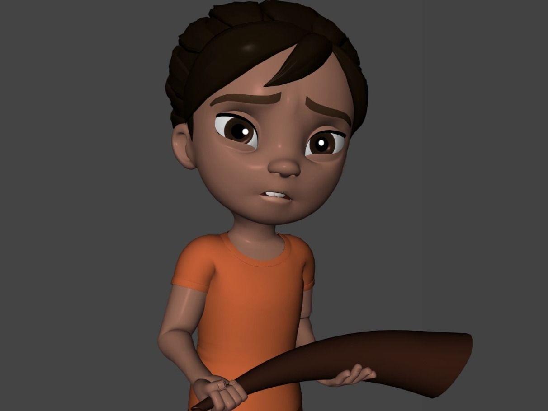 Animation - Trumpet player