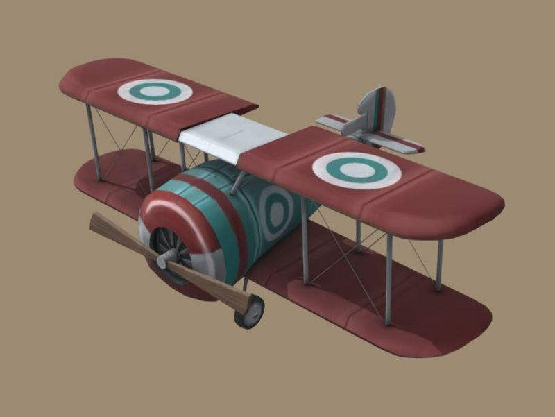 Sopwith Snipe Early airplane
