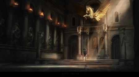 The Pegasus Gate