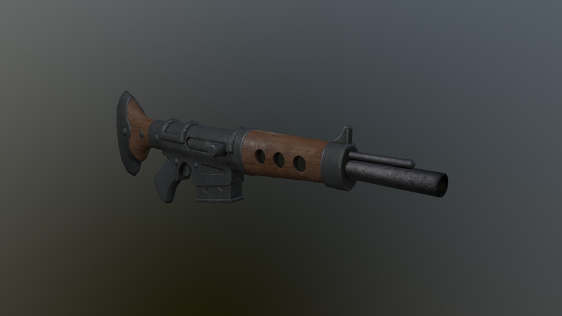 Tolmekian Carbine