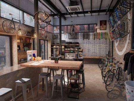 Bike Shop | Think Tank Online – Advanced Term Final Project