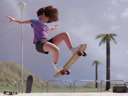 Summer Skate Movie Adventure