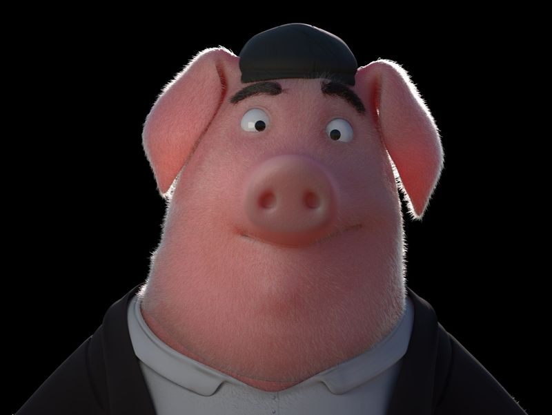 Porky Blinders