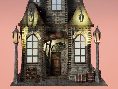 Divination Shop