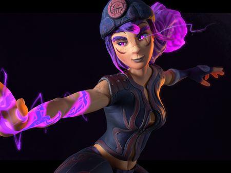 Jhen, Purple Storm