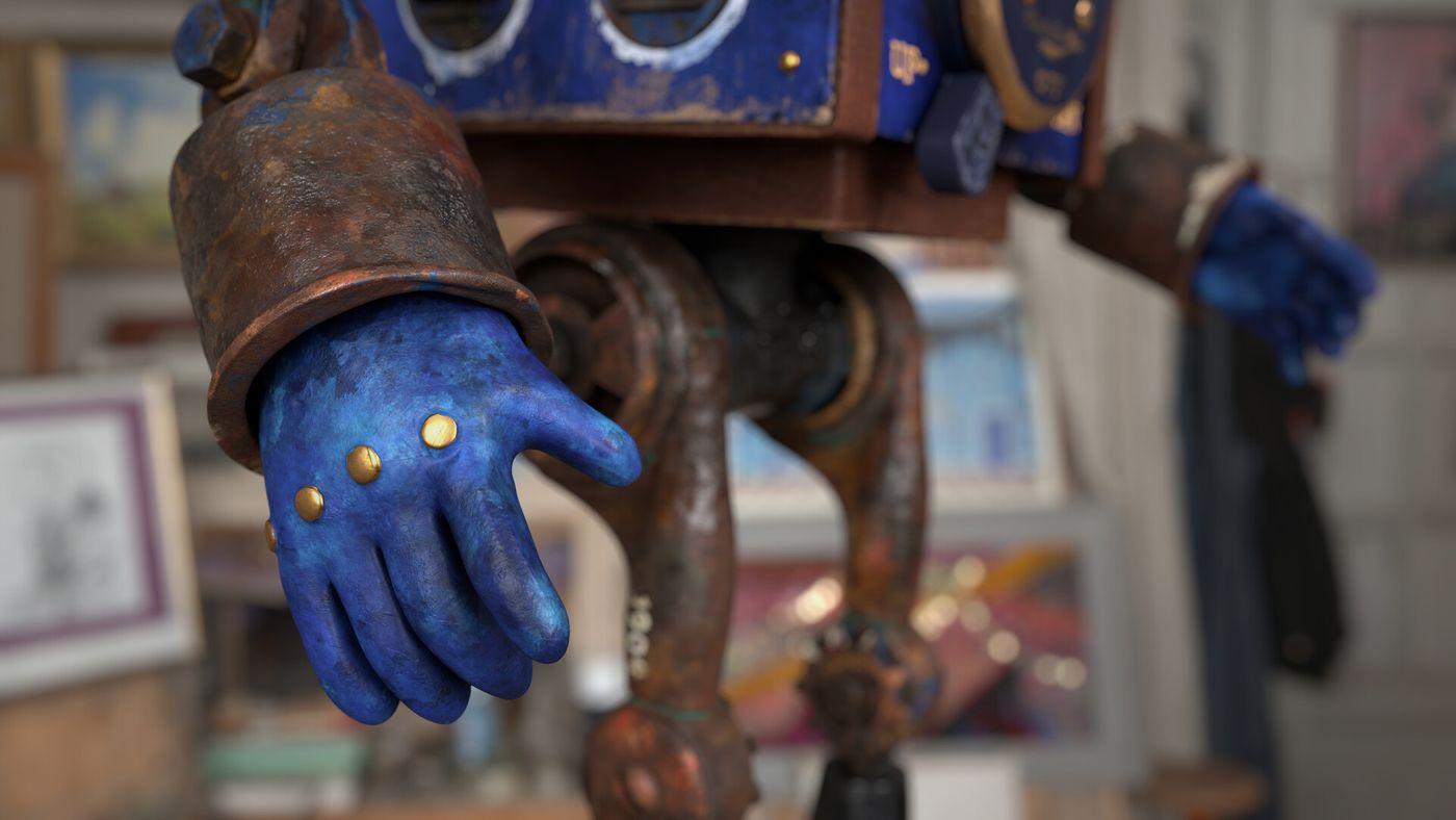 Erika Madsen Robot Hand Test Edit Emadsen