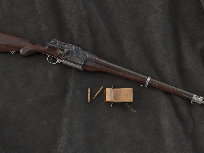 Stendebach Model 1936