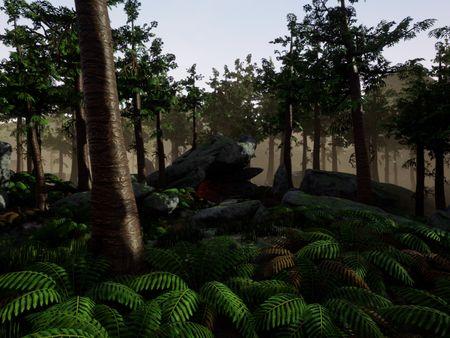 Vegetation Scene