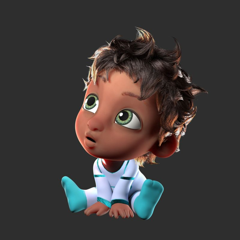 SUPA NURSE - Baby