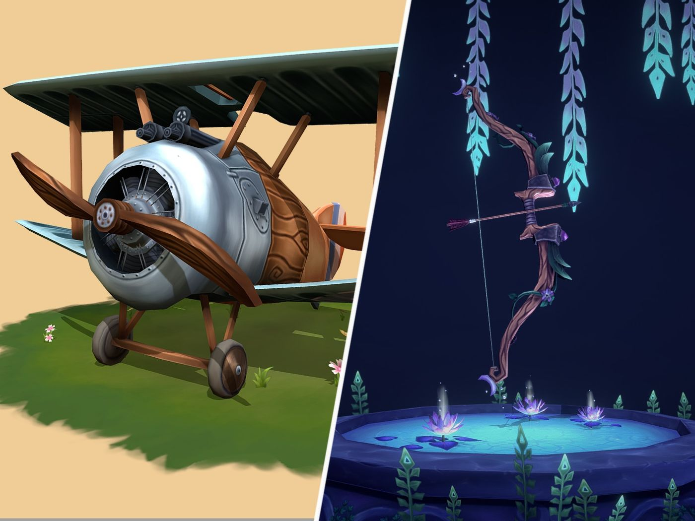Stylized Projects