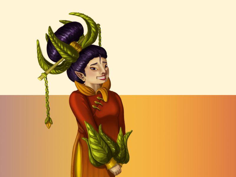 Petal Princess Character Lineup