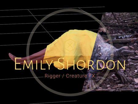 Emily Shordon - Rigging and CFX reel