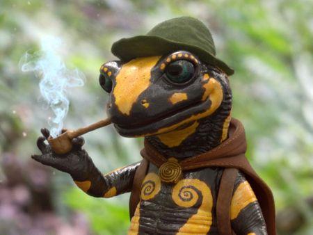 Avander the Salamander
