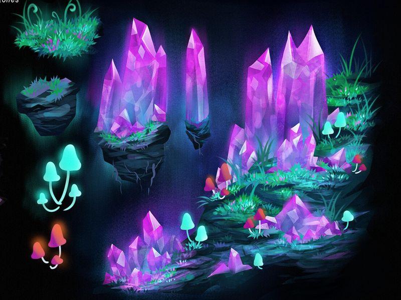 Potion Panic: Crystal Cave