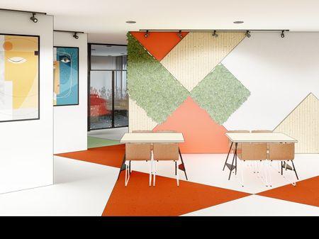 Interior Design/ Office Design / G.E.CapitaOffice