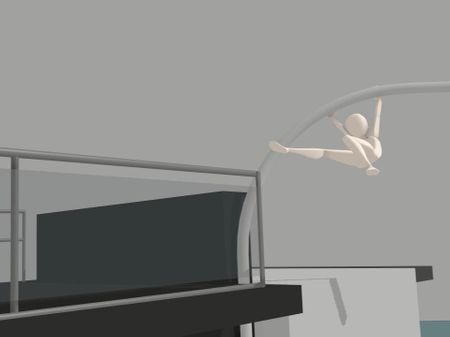 Parkour Animation