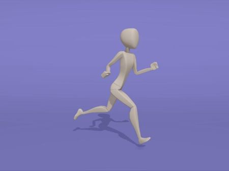 Run Cycle Animation