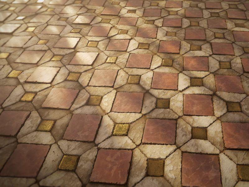 Corinthian Tiles