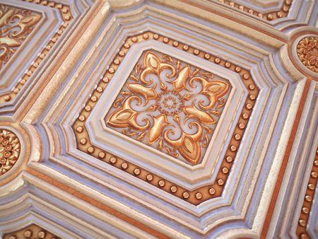 Decorative Ceiling - Substance Designer