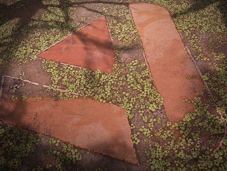 Terracotta Tiles Floor - Substance Designer