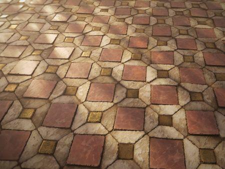 Corinthian Tiles - Substance Designer