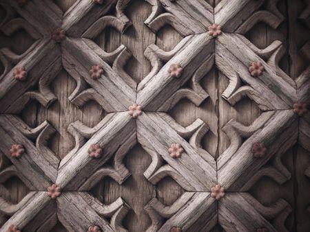 Gdansk Wood Panel - Substance Designer