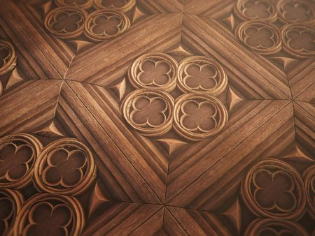 Gothic Wood - Substance Designer