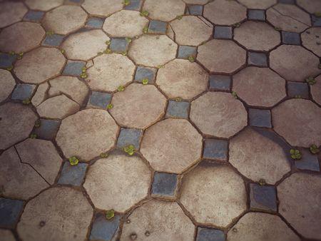Floor Tiles - Substance Designer