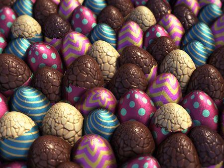 Easter Eggs - Substance Designer