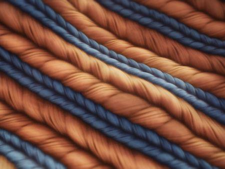 Stylized Wool Knit - Substance Designer